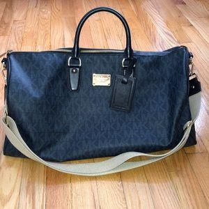 Michael Kors duffel bag in Blue